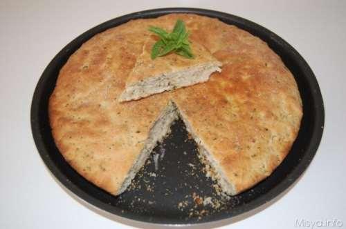 Pizze e Focacce ricette Focaccia alle erbe