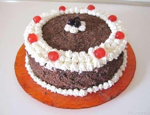 ricette Torta foresta nera
