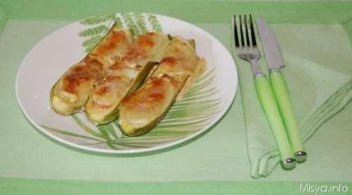 Secondi piatti ricette Zucchine ripiene