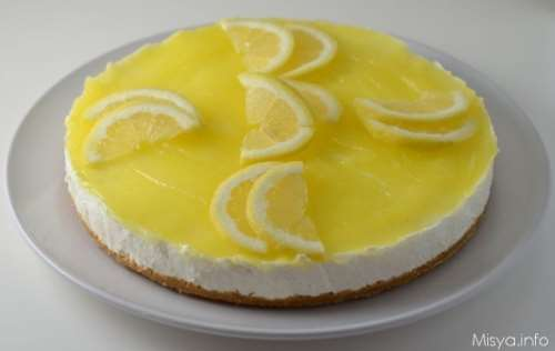 Ricette Cheesecake Cheesecake al limone