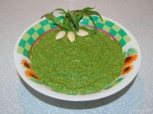 Ricette  Pesto di rucola