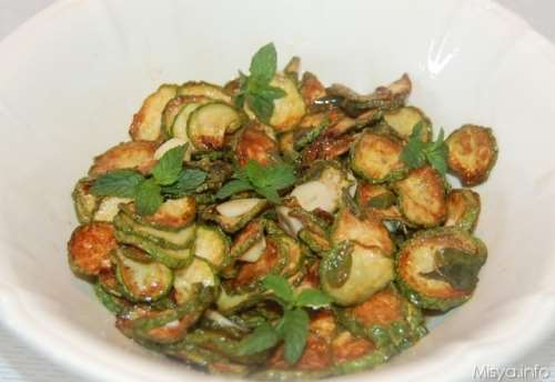 ricette Zucchine alla scapece