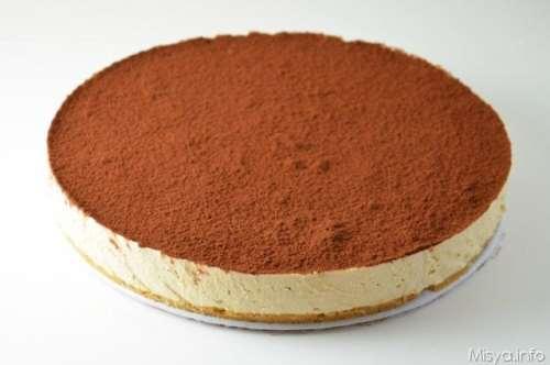 Cheesecake al caffe'