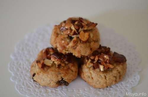 Ricette  Biscotti d'autunno