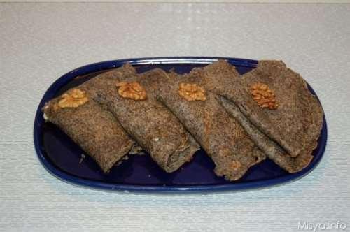 ricette Crêpes di grano saraceno