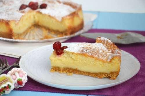 Ricette Cheesecake cotto Torta alla robiola