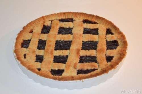 austriache ricette Linzer torte