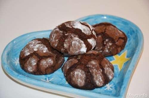 ricette Biscotti al cioccolato e grappa