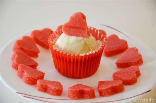 Ricette Dolcetti Cupcakes di San Valentino