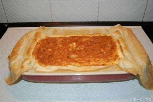 Ricette Torte salate Torta salata salsiccia e stracchino