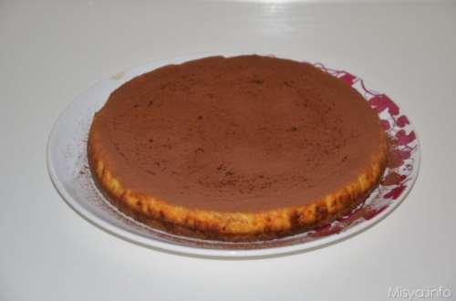 Ricette Cheesecake cotto Cheesecake al cioccolato bianco