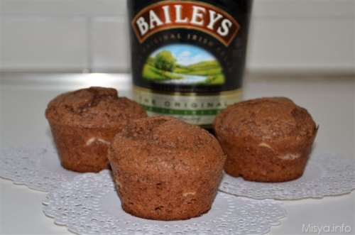 ricette Muffin al Baileys