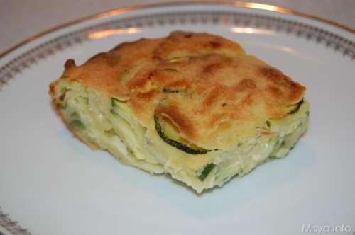 Torte salate ricette Zucchini pie