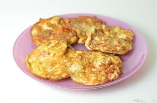 ricette Frittatine di verdure