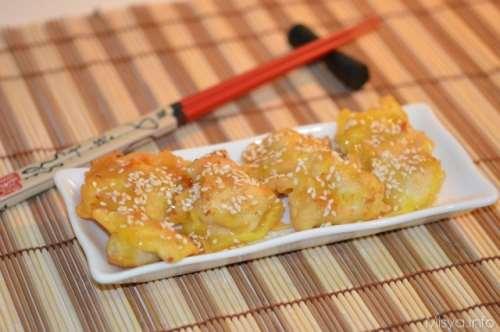 Ricette cinesi Pollo al miele
