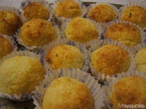 Bimby ricette Dolcetti al cocco bimby
