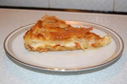 Rustici ricette Torta salata alle melanzane