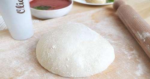 ricette Pasta per pizze bimby