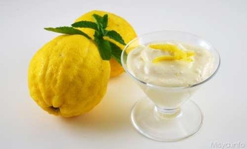 Creme ricette Mousse al limone