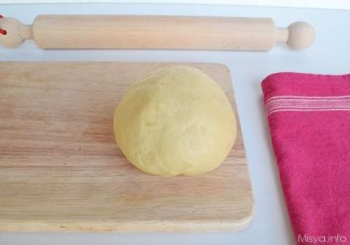 Pasta brisee bimby