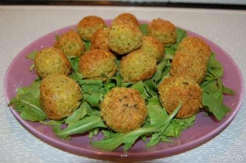 Ricette Antipasti Falafel