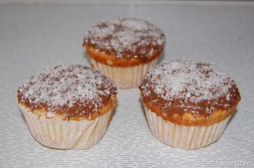 Muffin allo Yogurt ricette Muffin al cocco