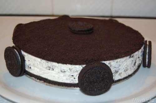 Ricette Cheesecake Torta Oreo