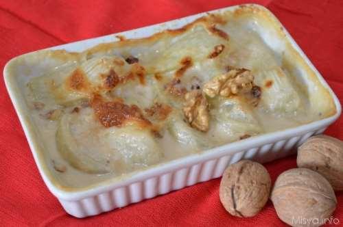 ricette Finocchi gratinati