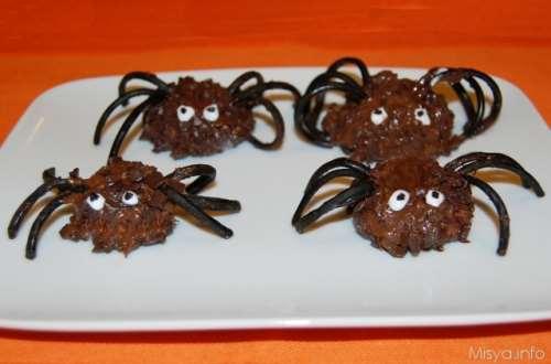 ricette Ragni di halloween