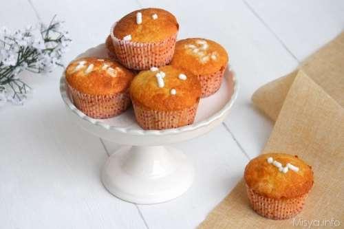 Muffin ricette Muffin allo yogurt