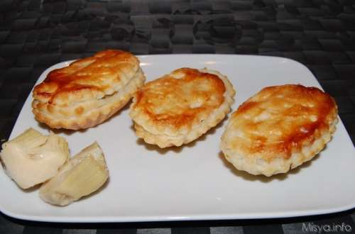 Ricette  Tartellette ai carciofi