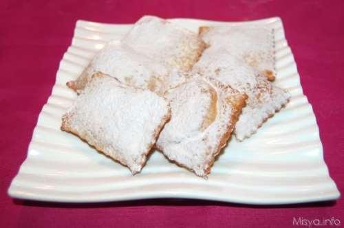 ricette Ravioli di carnevale