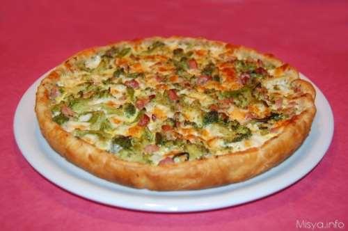 Torte salate ricette Torta salata ai broccoli