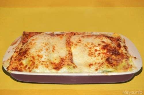 Ricette Pasta Lasagne ai carciofi