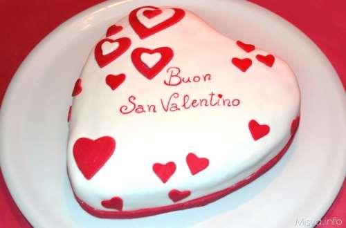 Torta di San Valentino