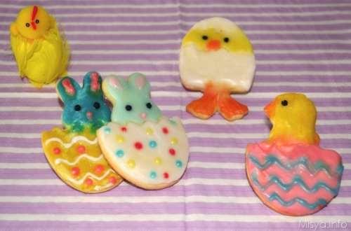 Biscotti ricette Biscotti di Pasqua