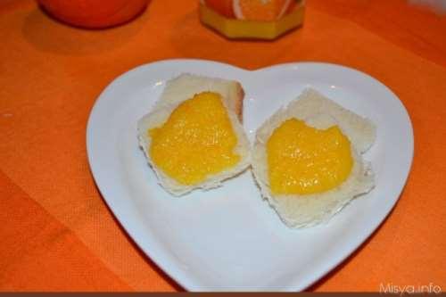 inglesi ricette Orange curd
