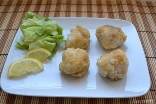 Secondi piatti ricette Rana pescatrice limone e zenzero