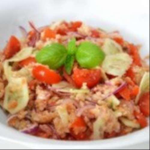 Insalate ricette Panzanella