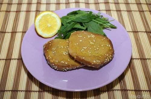 Ricette  Seitan limone e zenzero