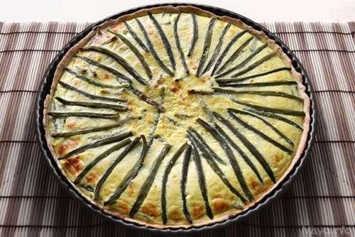 Torte salate ricette Torta salata con i fagiolini