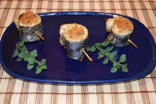 Ricette Pesce azzurro Involtini di pesce spatola