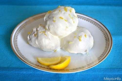 Ricette  Profiteroles al limone