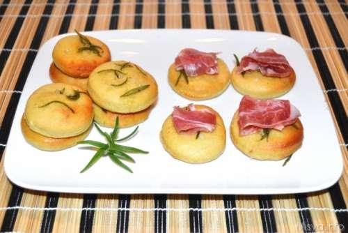 Pizze e Focacce ricette Focaccine di ceci
