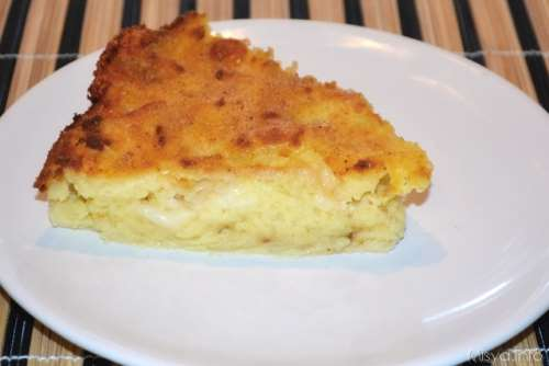 Ricette Contorni napoletani Gateau di patate