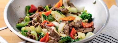 Come cucinare con il wok
