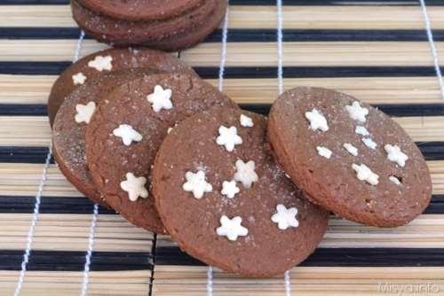 Ricette  Biscotti pan di stelle