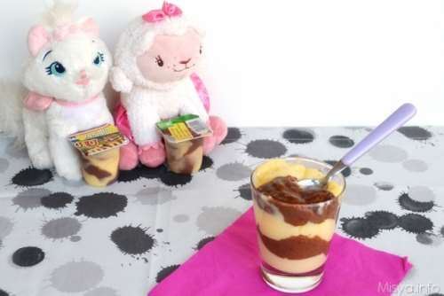 Muu muu – budino vaniglia e cioccolato