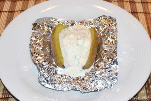 tedesche ricette Patate al cartoccio
