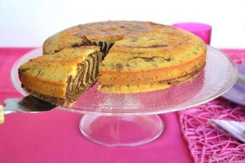 per bambini ricette Zebra Cake